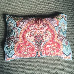 Better Homes and Gardens Colorful Pillow Shams (2)